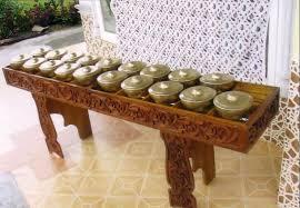 Pangora ini adalah jenis gong yang paling besar dengan diameter sekitar 37 cm. 40 Contoh Alat Musik Tradisional Sumatera Cara Bermainya Hamparan
