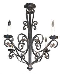 antiques legacy antiques french wrought iron chandelier