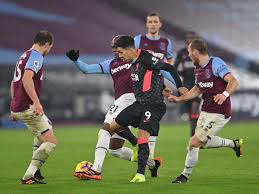 West Ham player ratings vs Liverpool as Vladimir Coufal and Craig Dawson  impress despite defeat - football.london