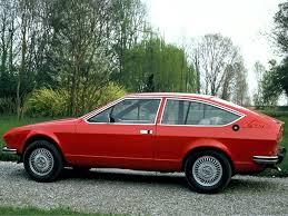 Alfa Romeo Alfetta generations technical specifications and fuel ...