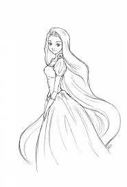 Rapunzel 3 Disegni Da Colorare Gratis рисунок Nel 2019 Disegni