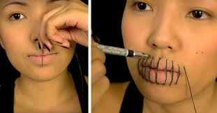 this quick sched mouth makeup is not worth missing cute diy projects