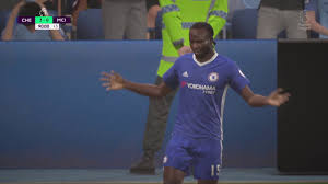 Victor Moses fifa 17 - YouTube