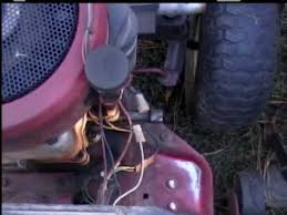 testing the lawn mower s charging system testing the lawn mower s charging system