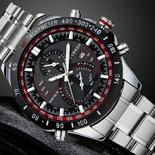 popular men quartz watches buy cheap men quartz watches lots from new curren luxury hours men quartz watch man full steel watch fashion casual date watch sports