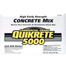 Quikrete 50 Lb Concrete Mix Knockit Co