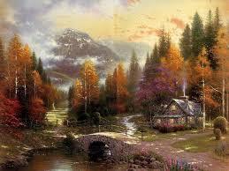 thomas kinkade paintings no 3 reions of paintings