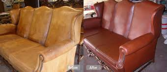 Leather Furniture and Couch Repair