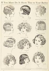 Ancient Egyptian Hair Style 1920s hairstyles and the cloche hat world fashion 8941 by wearticles.com