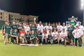 New All Star Celebrity Softball Game