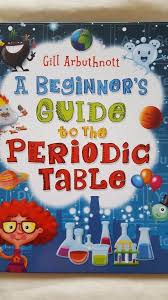 A Beginners Guide to the Periodic Table (Dorset) | CDs, DVDs ...