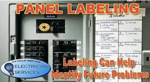 orange county ca electrician. Modren Electrician Labeling An Electrical Panel Properly Can Help Identify Future Problems  Faster Serving Orange County California Inside Ca Electrician