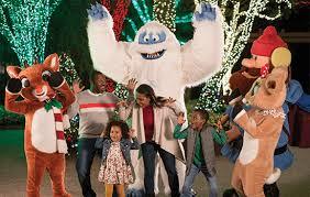 Rudolph's Winter Wonderland | Christmas Town | Busch Gardens ...