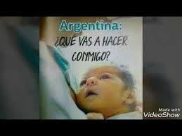 Resultado de imagen para argentina por las dos vidas