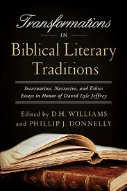 transformations in biblical literary traditions books  p03096