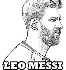 Barcelona Fc Colouring Pages Coloring Page