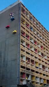 Scaling Maison Radieuse Rezé Le Corbusier Maison Radieuse Le