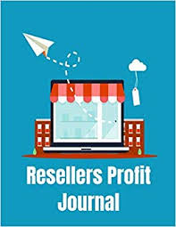 Poshmark Tracking Amazon Com Resellers Profit Journal Track Your Reselling
