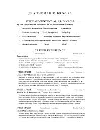 Budget Accountant Sample Resume Unique JMB Resume Accountant