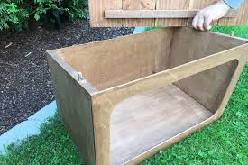 Großartig Gartentreppe Bauen Holz Ideen - Die Designideen Für