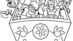free coloring books to print fine pages draw sketch page scooby doo book pdf