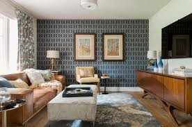 Wall Designer Accents How To Apply 16 Living Rooms With Accent Walls
