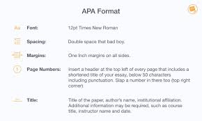 Apa For Mat How To Cite A Research Paper Apa Mla Asa Chicago Formats