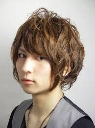 メンズパーマの人気ヘアスタイルおしゃれな髪型画像 Stylistd
