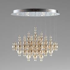 chandelier modern bubble closdurocnoir com glass ball