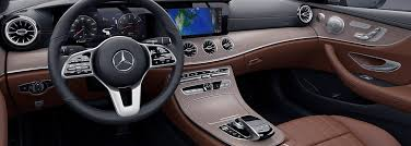 The most notable additions for this year's model would be the. 2020 Mercedes Benz E Class Interior Mercedes Benz Of Newton