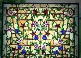 stained glass antique stain glass windows stained style value antiques appraiser styles vintage
