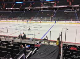 Capital One Arena Section 101 Washington Capitals