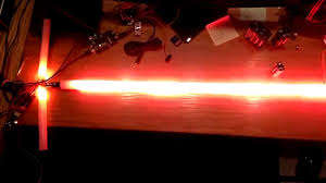 star wars tfa kylo ren unle lightsaber blade test hyperblade you