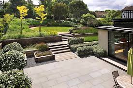 Small Picture Garden Designs With Sleepers Garden Design Ideas With Railway