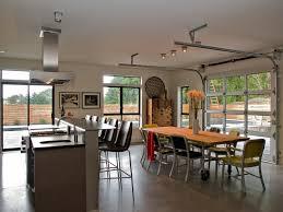 glass garage doors kitchen. Glass Garage Door To Let Light In! Doors Kitchen O