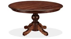 Baytown Asbury Maple 54 Round Table