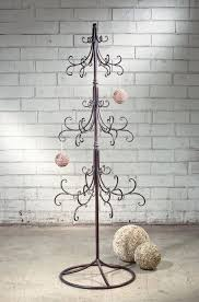 10 Spiral Ornament Display Stand Enchanting Ornament Trees Christmas Ornament Stand And Hooks Hangers