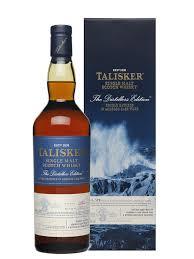 top talisker distillers edition