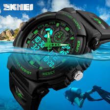 SKMEI <b>Luxury Brand Men</b> Sports Watches <b>Digital</b> Led <b>Men</b> ...