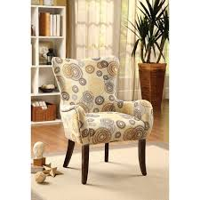 add sophistication and comfort to you home decor with this gabir accent chair this chair
