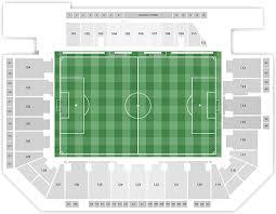 Tickets At Saputo Stadium Ticketroute Com