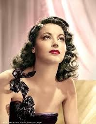 93 best images about 1940s make up hair on ava gardner actresses and vine