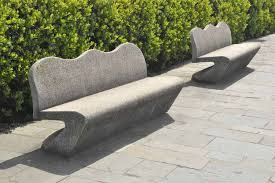 concrete garden bench. Concrete Garden Benches What Makes Them Great Outdoor Furniture Bench E