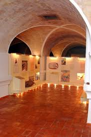 terracotta tile floor designs