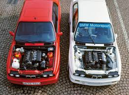 25 Years Ago a Champion in Touring Car Racing, The E30 M3, was ...