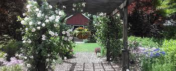 one of the most beautiful gardens in georgia at glen ella springs inn