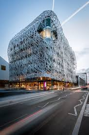 ultra modern architecture. Interesting Modern Ultra Modern Architectural Designs In Nantes France  From Up North Throughout Modern Architecture U