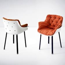 more plastic design chairs with metal legs