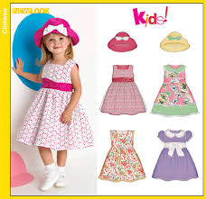 Toddler Dress Patterns