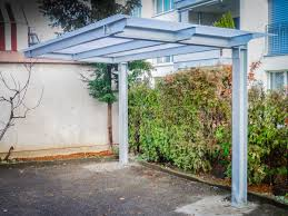 Carport Metall Freitragend